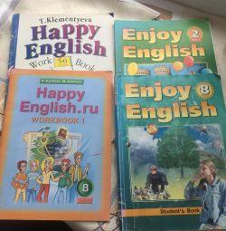 İngilizce ders kitapları