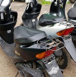 Honda Dio 34 Black