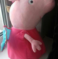Prințesa de porc Peppa 40 cm