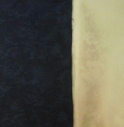 Jacquard fabric - 2 colors