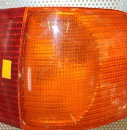 Lamp back right AUDI 100 (45) external