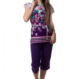 Costum Femeie Vara Violet (primavara)
