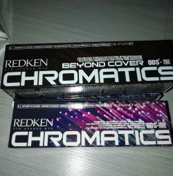 Dye for hair Redken Chromatics