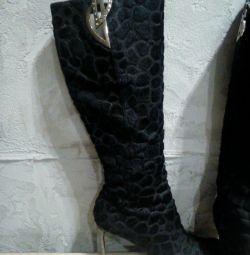 Boots of Dibrera