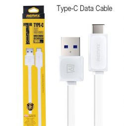 Remax Fast Data Type Cable - C white