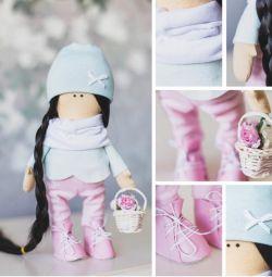 Кукла « Линда», набор для шитья
