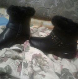 Boots winter r 38 skin, delivery