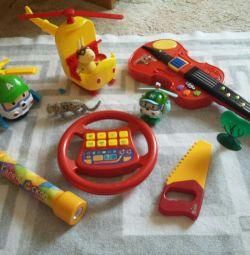 παιδικό πακέτο παιχνιδιών