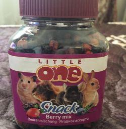 Sortiment de berry pentru hamsteri