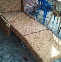 Два раскладных кресла СССР