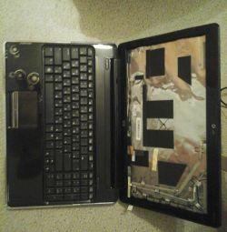 Корпус для ноутбука dv6-1000 dv6-2000 ser