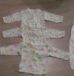 Sliders + blouses