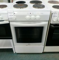 Used Deluxe Evolution 5003.17E electric oven