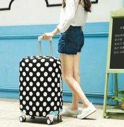 Νέο κάλυμμα για βαλίτσα