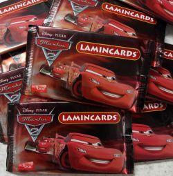 Κάρτες παιχνιδιών 'Αυτοκίνητα' σειρά