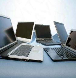 Branded laptops based on intel Core i3, i5, i7
