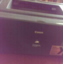 Принтер Canon, з проводами