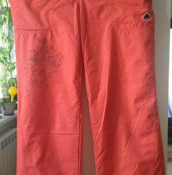 Pantaloni turcești pentru femei