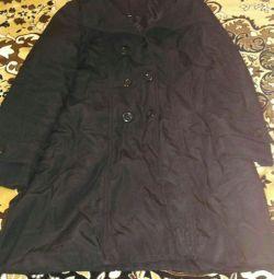 Pelerin-demi-sezon ceket