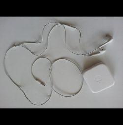 Căști din originalul iPhone 6