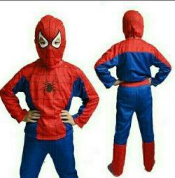 Örümcek Adam Karnaval Kostümü