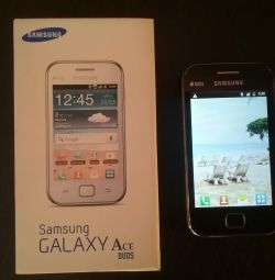Smartphone Samsung galaxy ace duos gt-s 6802