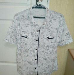 Yeni gömlek !!!