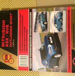 Mitsubishi book
