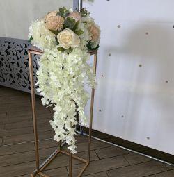 Βάζο λουλουδιών στάσης