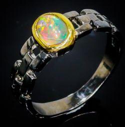 Φυσικό δαχτυλίδι Opal σελ. 19
