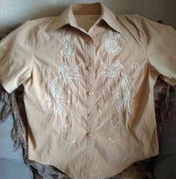 Summer Shirt 48 dimensiune
