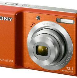 Digital camera Sony Cyber-shot DSC-S2100