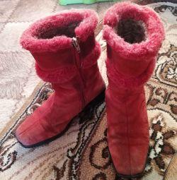 Παπούτσια για κορίτσια 36 ρούβλια Πακέτο Φθινόπωρο-άνοιξη-χειμώνας