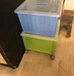 Cutiile Ikea