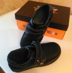 Нові туфлі р.29, ст18 см