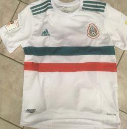 Στολή ποδοσφαίρου. Μεξικό Μεξικό νέο
