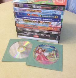 Cartoons, DVD-ROM