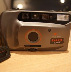 Aparat foto digital EXACT 800 AF autofocus