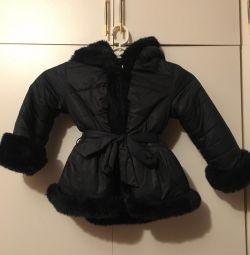 Παιδικό γούνινο παλτό στην art.mechu Ιταλία