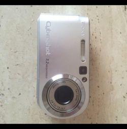 Camera Sony 7.2mp.