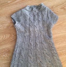 Vest tricotat