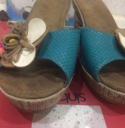 Жіноче взуття літні