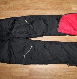pantaloni de iarnă ferre italia