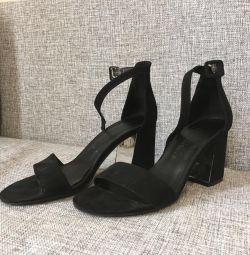 Sandaletler, Bershka