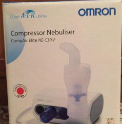 Συμπιεστής εισπνοής. Νέο μοντέλο NE-C30-E
