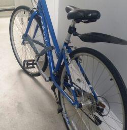 Ridgeback unisex city bike (barely used)