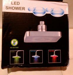 Yeni duş başlığı
