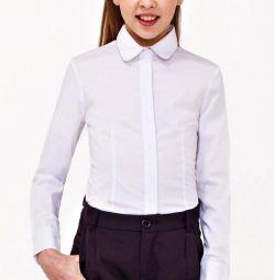 school blouse new p-p 122
