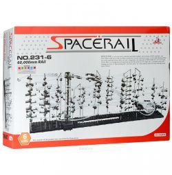 Space Rail Конструктор Уровень 6
