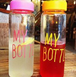 Μπουκάλι ΜΠΟΥΚΑΛΙ για νερό και ποτά, 500 ml.